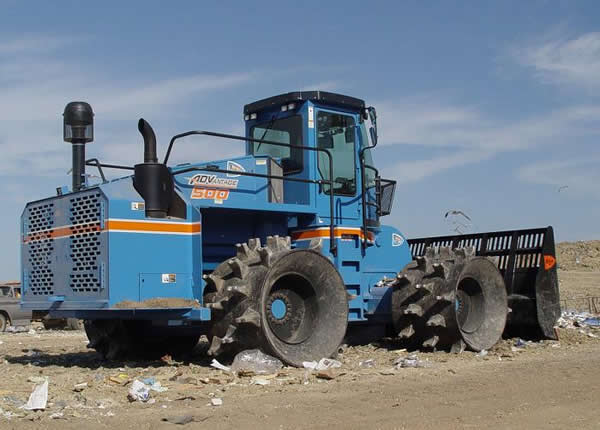 Aljon Landfill Compactors : Vnr equipment products